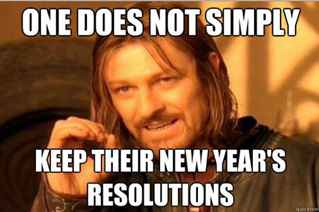Hyponymous :: 9 Rules For Successful Resolutions In The